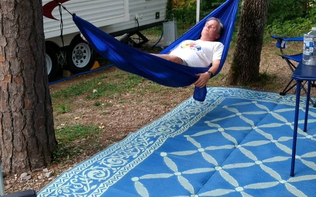 Campground Review #117 Lake Rudolph Campground and RV Resort in Santa Claus, Indiana