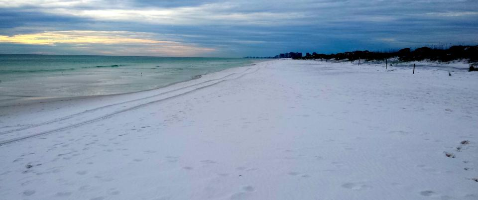 Campground Review #120 Topsail Hill Preserve State Park in Santa Rosa Beach, Florida
