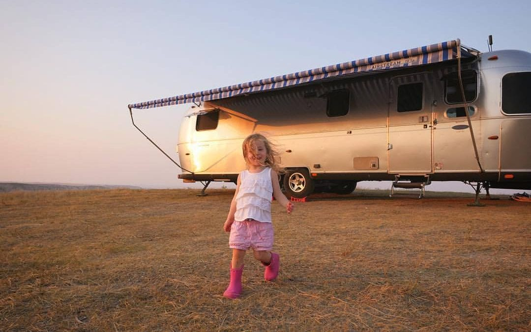 RVFTA #182 RVing with Babies and Toddlers with Less Junk, More Journey