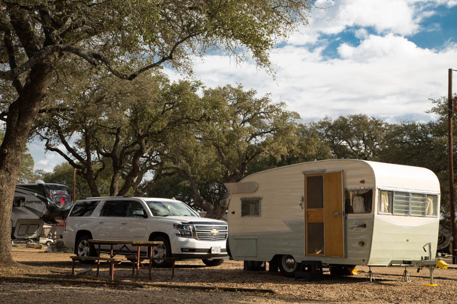 Texas Campground Smackdown: Fredericksburg RV Park VS. Fredericksburg KOA
