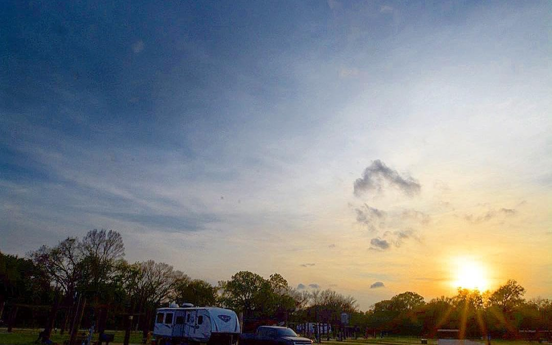Campground Review #124 North Texas Jellystone in Burleson, Texas