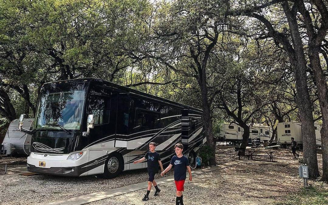 Yogi Bear's Jellystone Park Hill Country, Texas