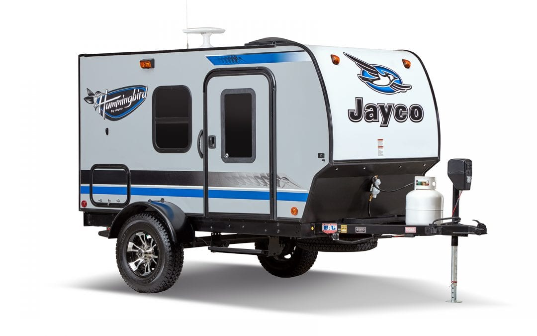 Say Hello to a New Tiny Trailer: The Jayco Hummingbird 10RK