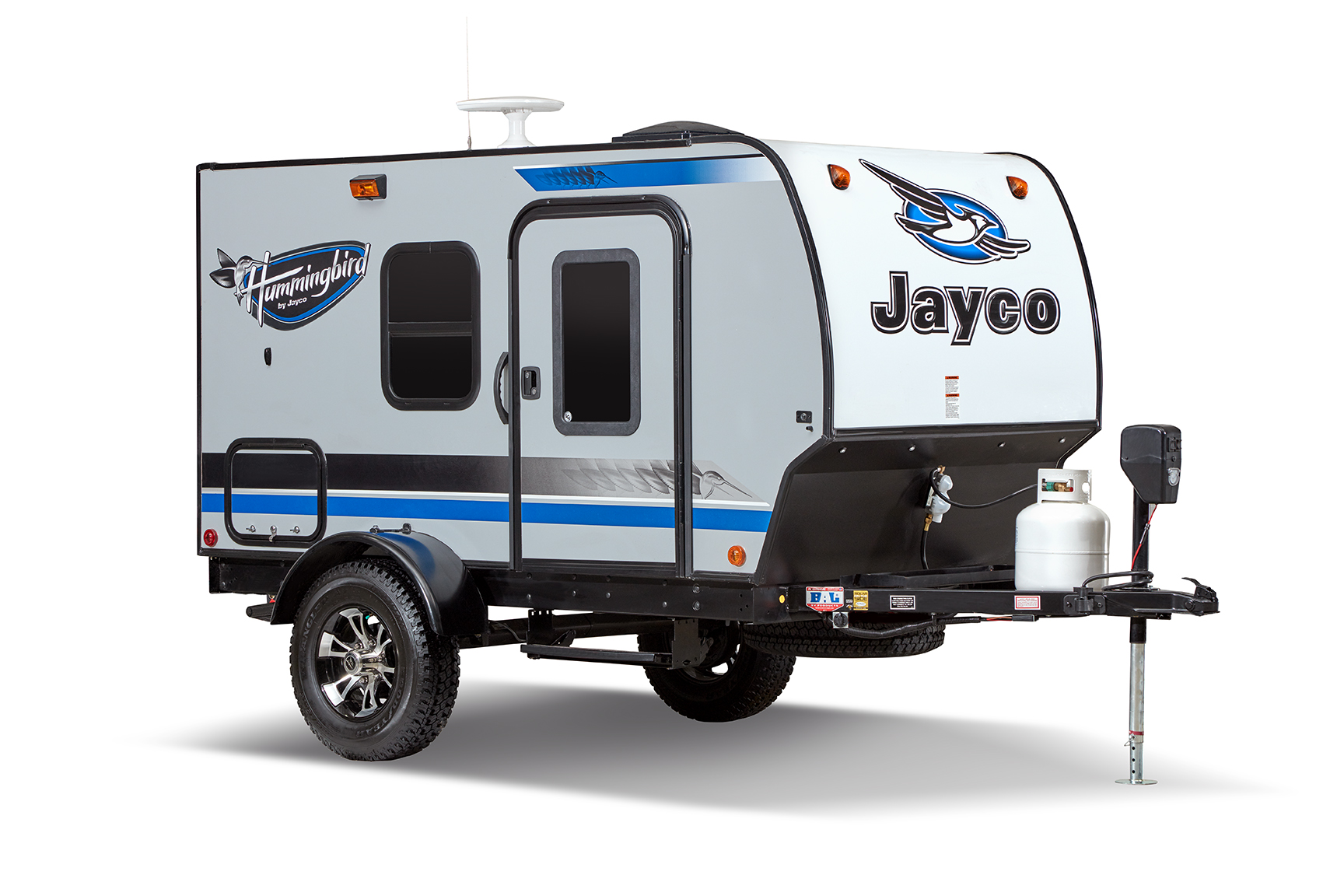 A New Tiny Trailer The Jayco Hummingbird 10rk View Topic Fishing 14 2 Romex From Exterior Wall Light To Underbelly