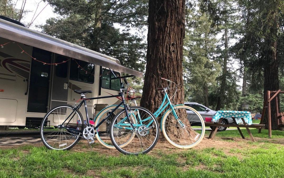 Campground #127 San Francisco North/ Petaluma KOA in Petaluma, California