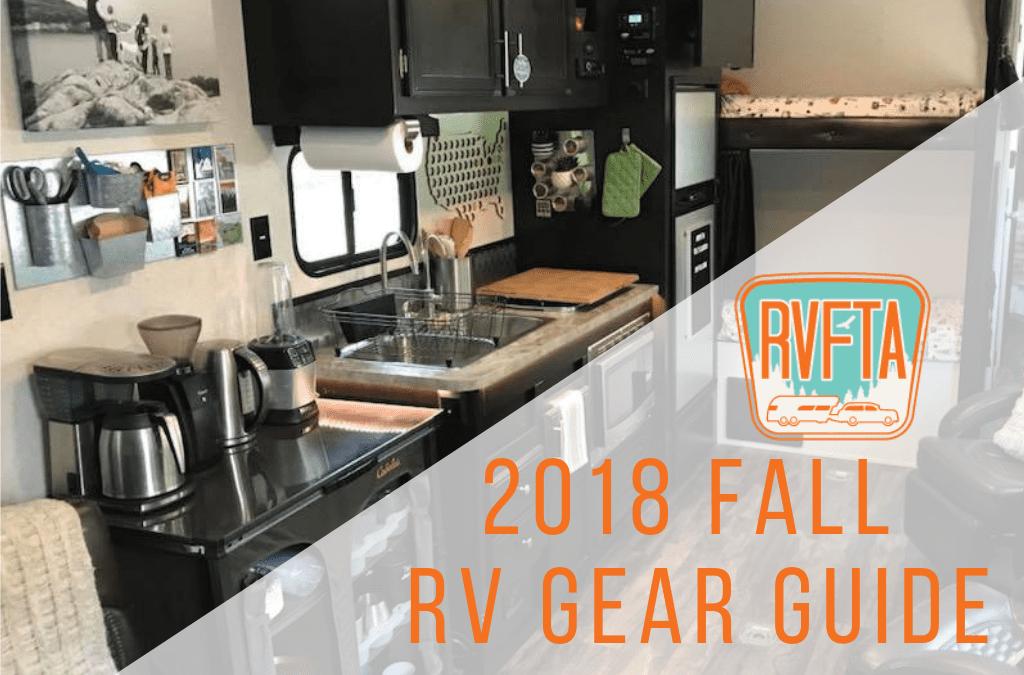 RVFTA #200 Fall RV Gear Guide 2018