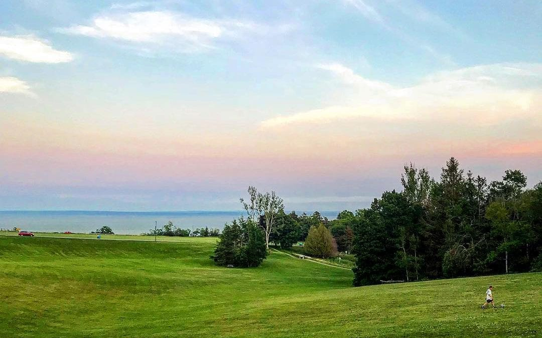 Bay Of Fundy Camping >> Headquarters Campground In Bay Of Fundy National Park Canada