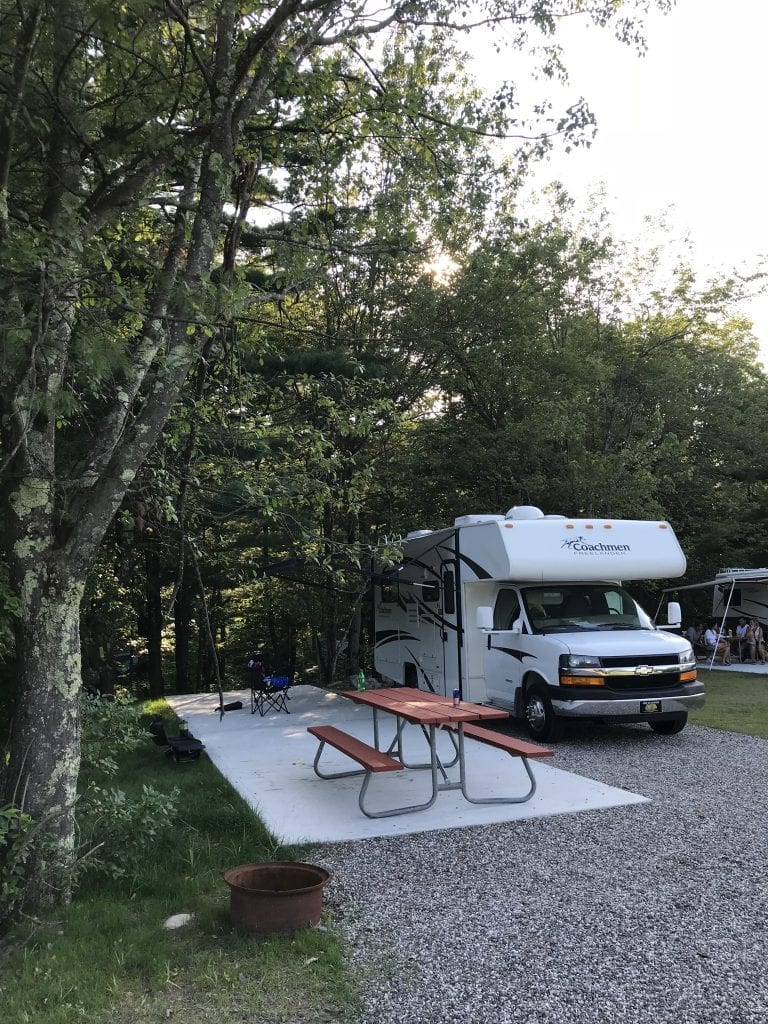 Campground Review Jellystone Park At Birchwood Acres In