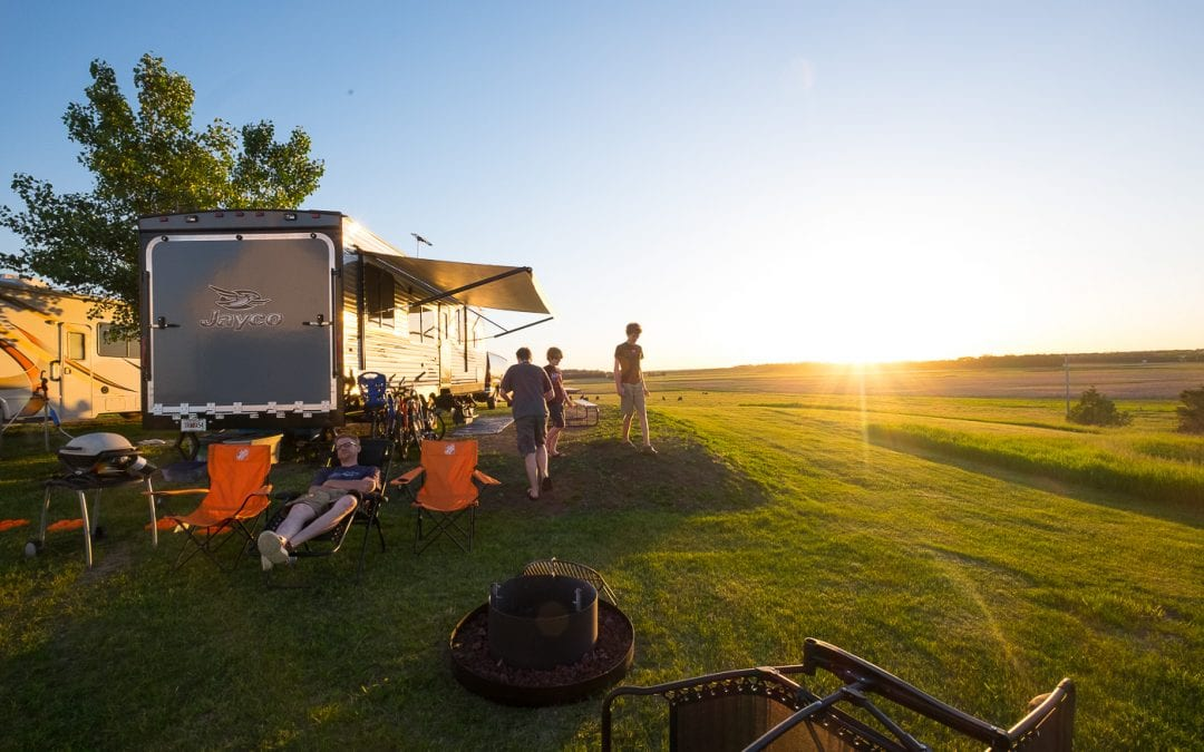 Campground Review #136: Ingalls Homestead in De Smet, South Dakota