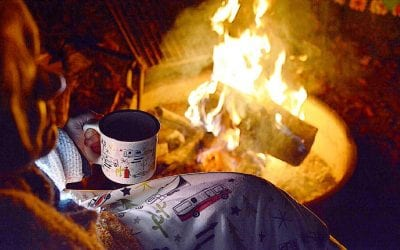 5 Warm Drinks for Chilly Nights around the Campfire