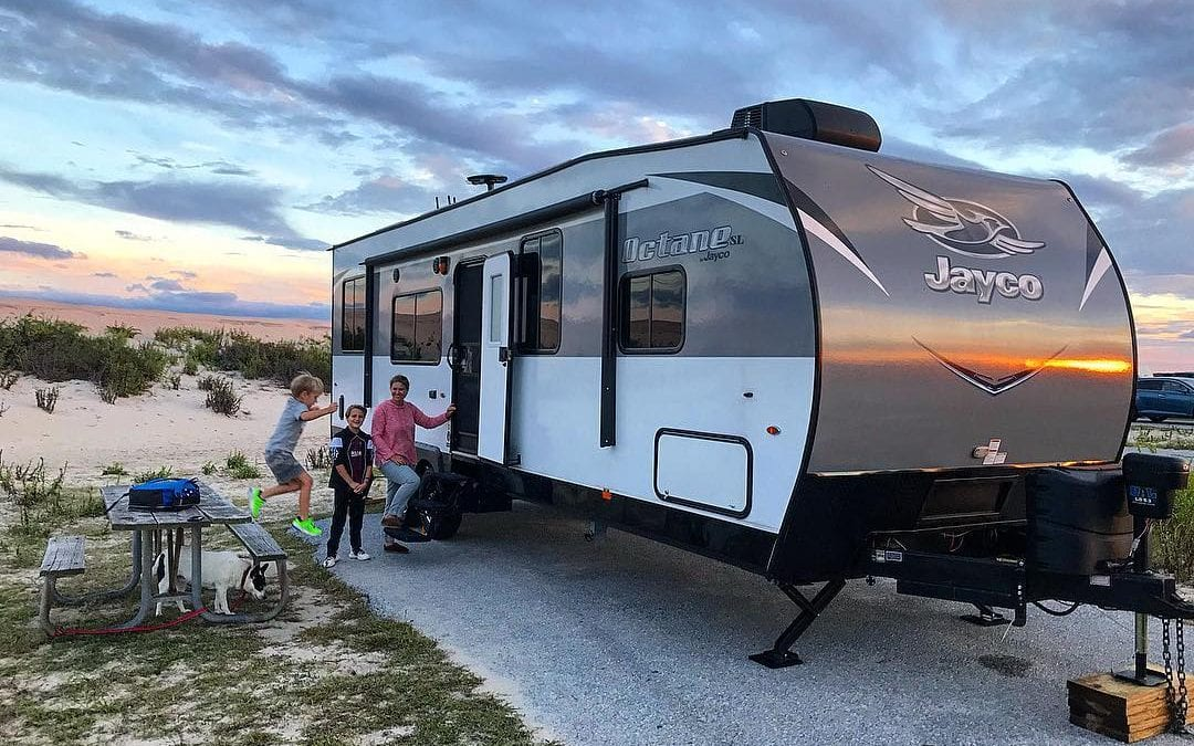Campground Review: Assateague State Park in Maryland
