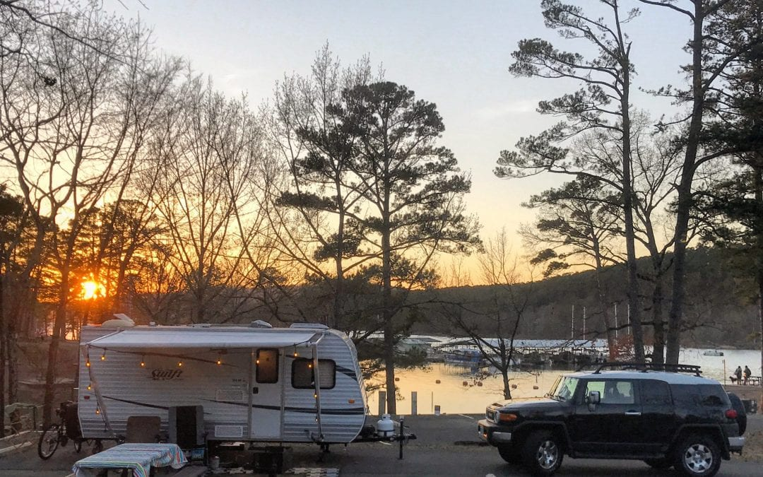 Campground Review: Lake Ouachita State Park near Hot Springs, Arkansas