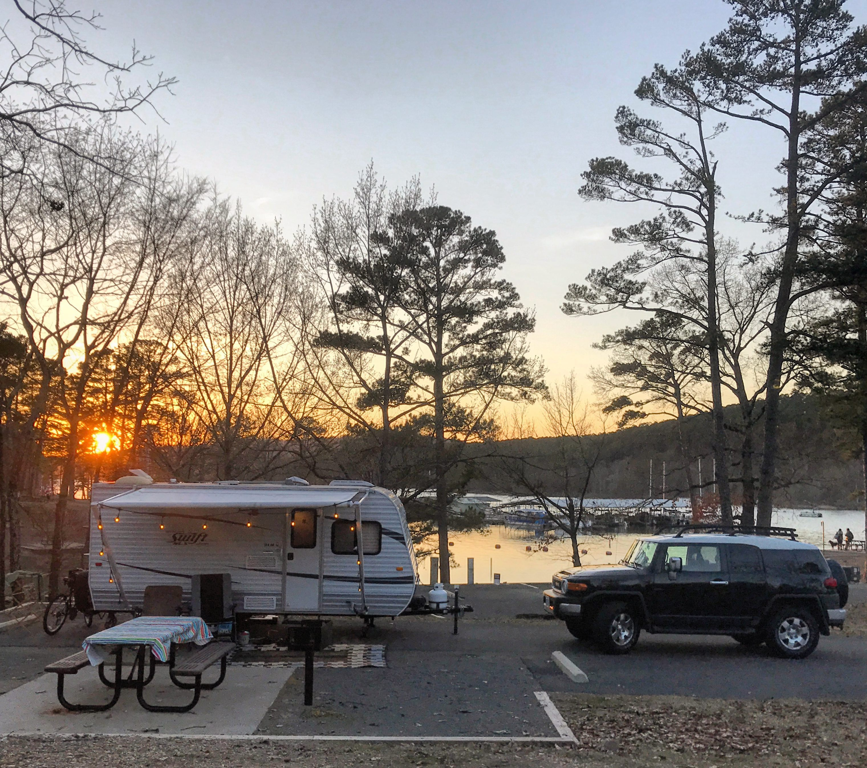 Campground Review: Lake Ouachita State Park near Hot Springs, AR