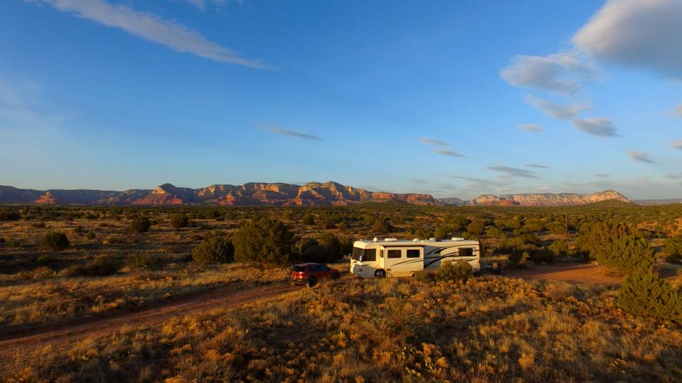 10 Tips for Boondocking with RV Love