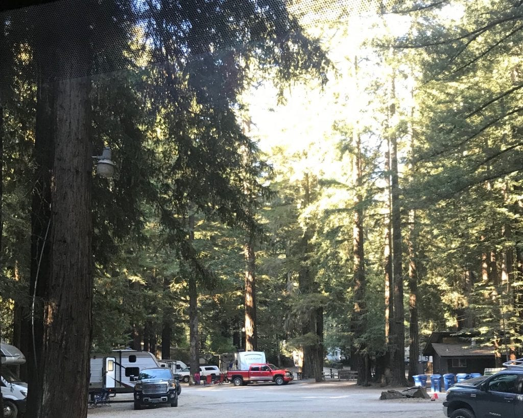Campground Review: Smithwoods RV Park In California's Santa Cruz