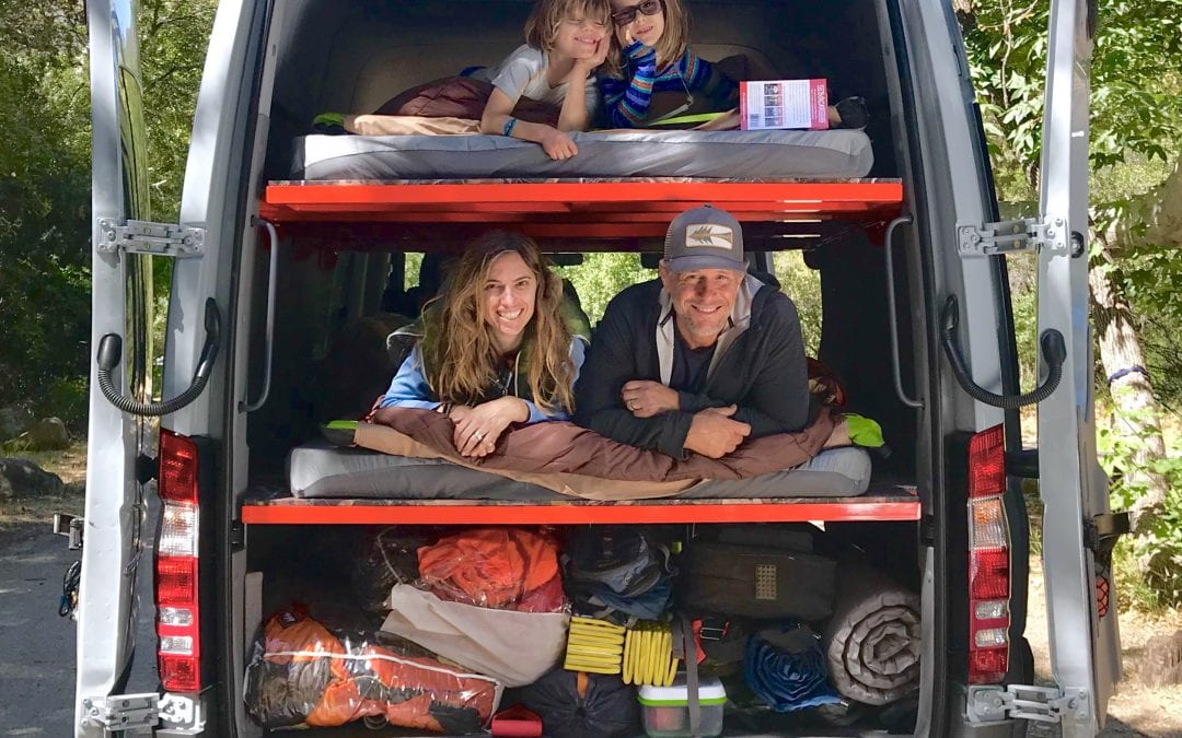 #Vanlife with Kids