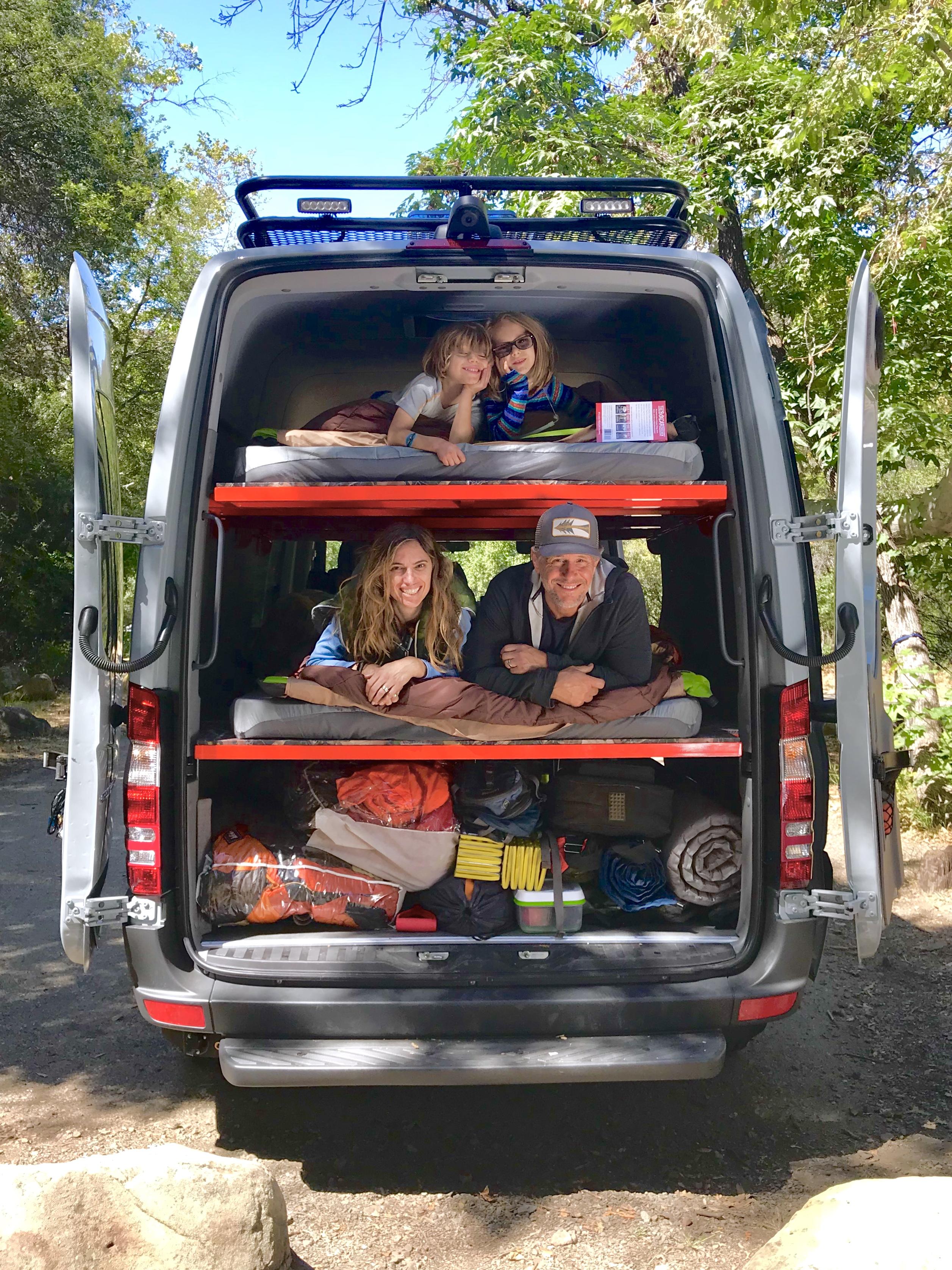 Vanlife With Kids Rv Family Travel Atlas