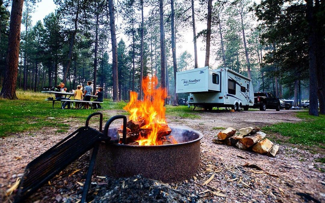 Campground Review: Blue Bell Campground in Custer State Park