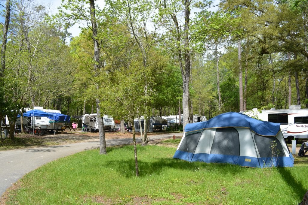 8 Great Myrtle Beach Campgrounds from RV Family Travel Atlas