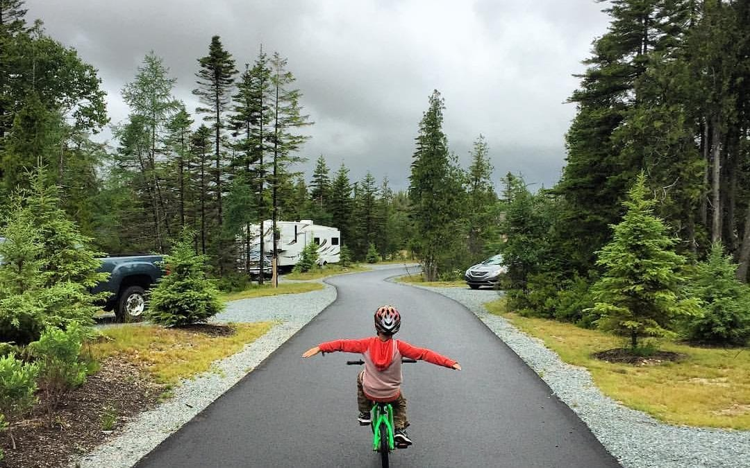 Seasons of RVing & Camping: Embracing Where You are in the Journey