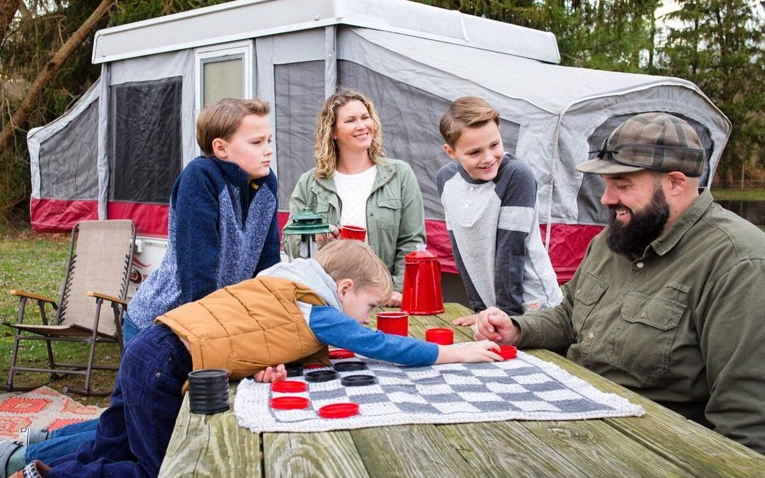 The Ultimate List of Indoor & Outdoor Camping Games