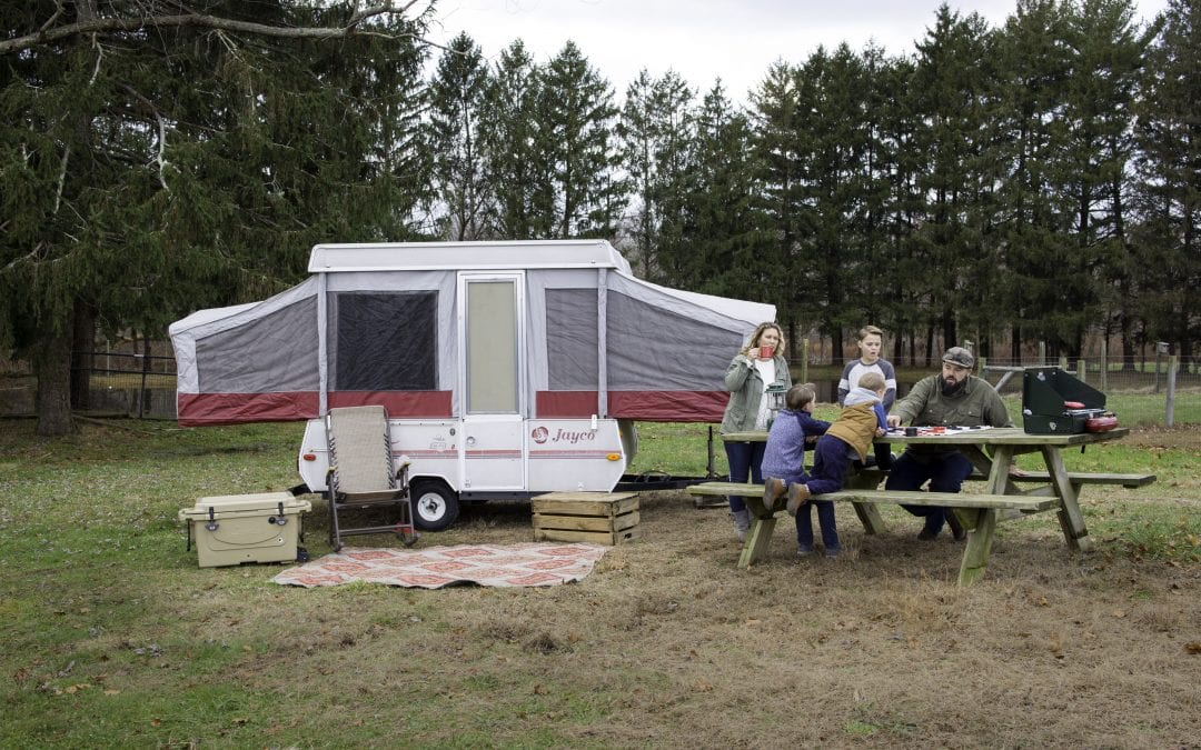 RV Family Travel Atlas: Pros and Cons of a Pop Up