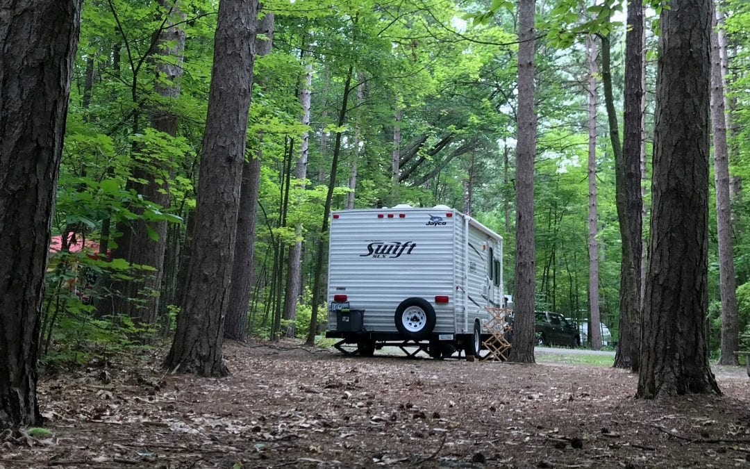 Campground Review: Watkins Glen State Park in NY's Finger Lakes Region