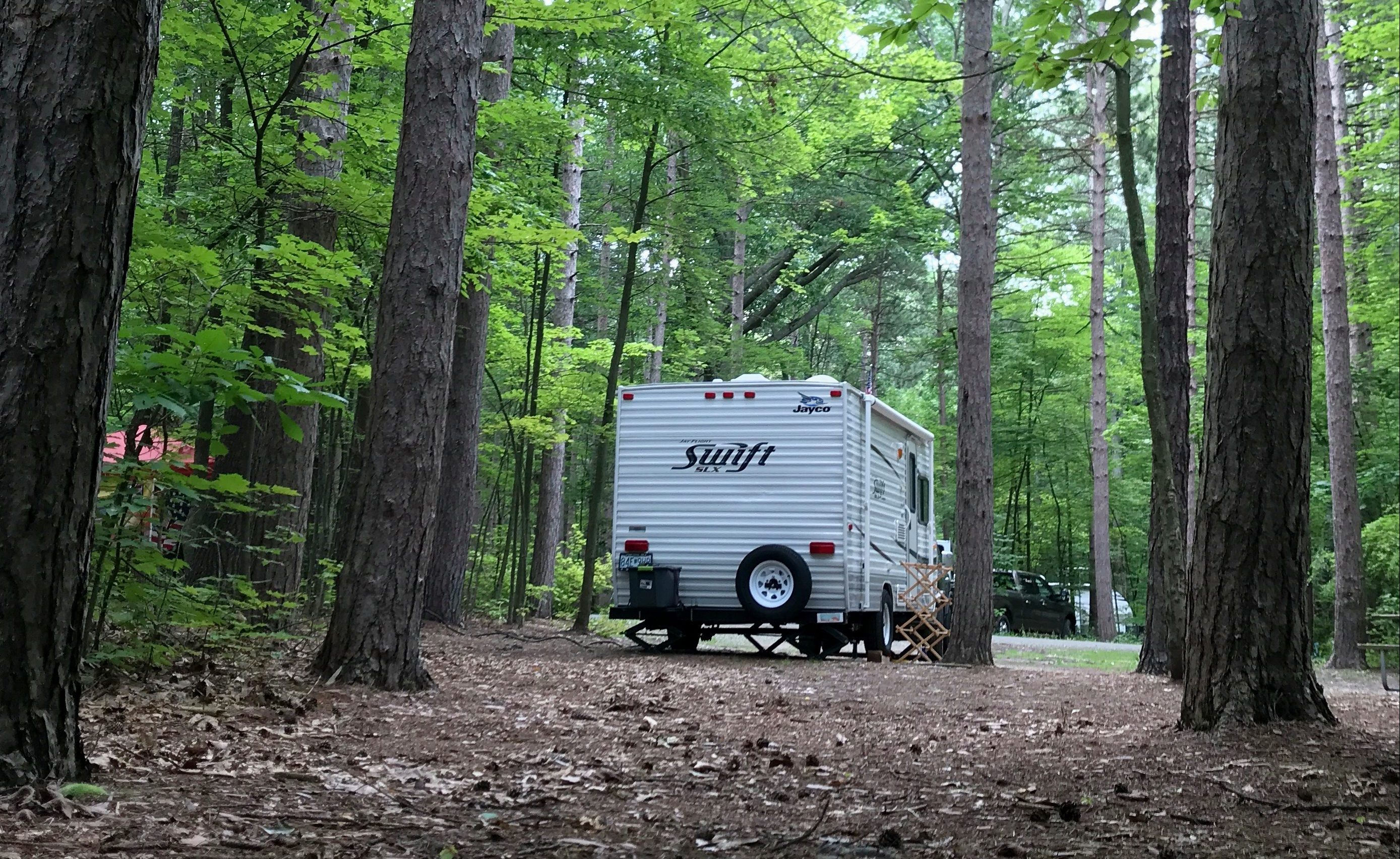 Campground Review Watkins Glen State Park in the Finger Lakes of NY