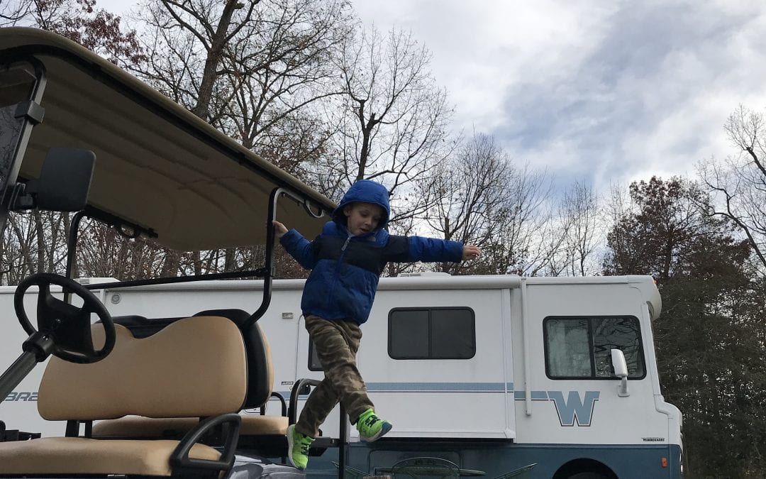 Campground Review: Cherry Hill Park near Washington D.C.