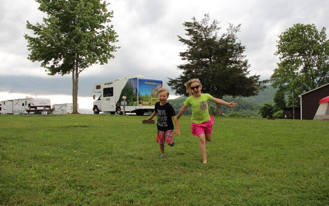 Solo Parent RV Travel: Tips from an RVFTA Expert