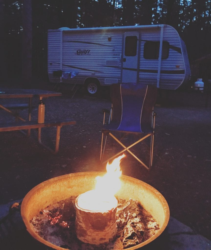 Campground Review: Watkins Glen State Park In NY's Finger