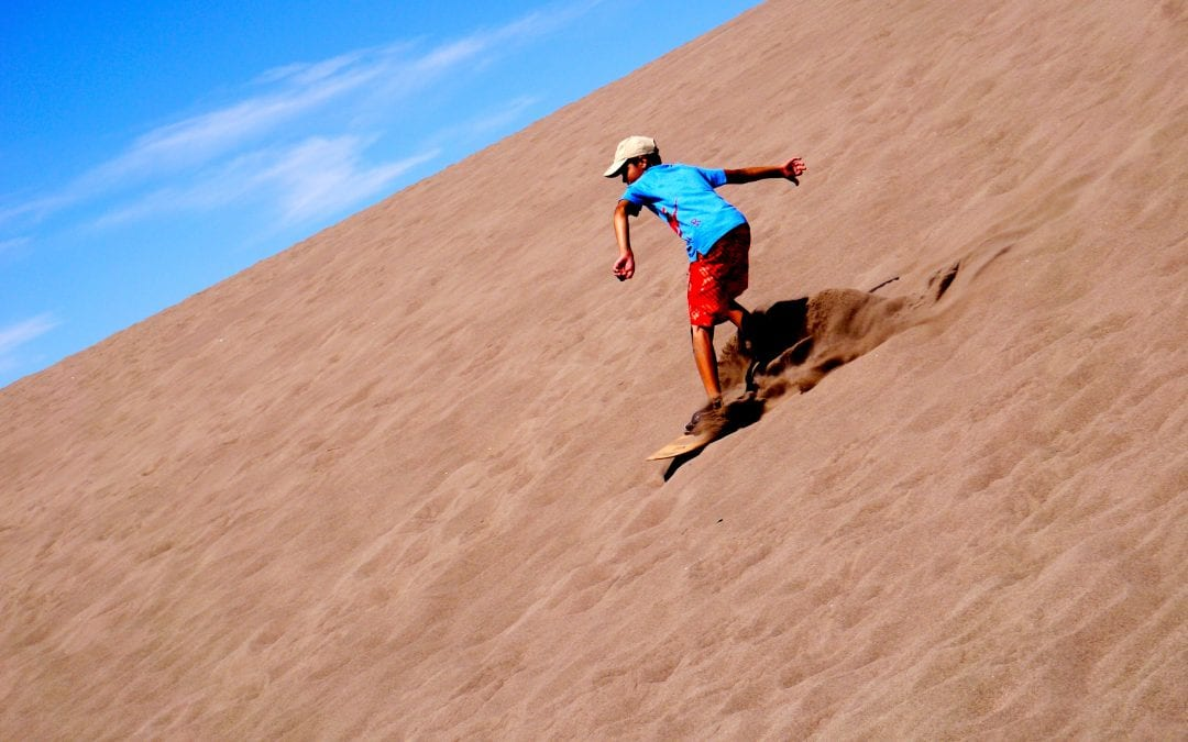 Campground Review: Piñon Flats Campground in Great Sand Dunes National Park