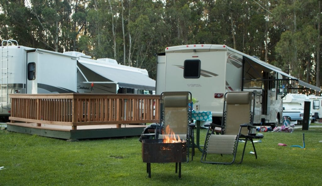 Campground Review: Santa Cruz North/Costanoa KOA in California