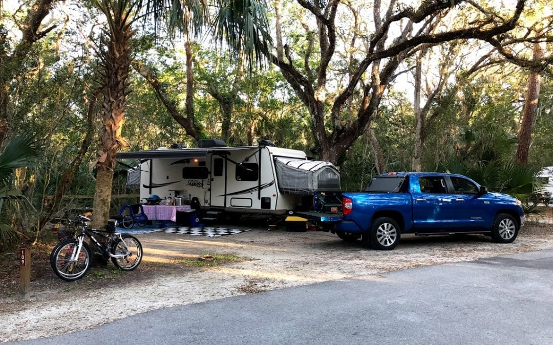 Campground Review: Three Waterfront Campgrounds in Florida