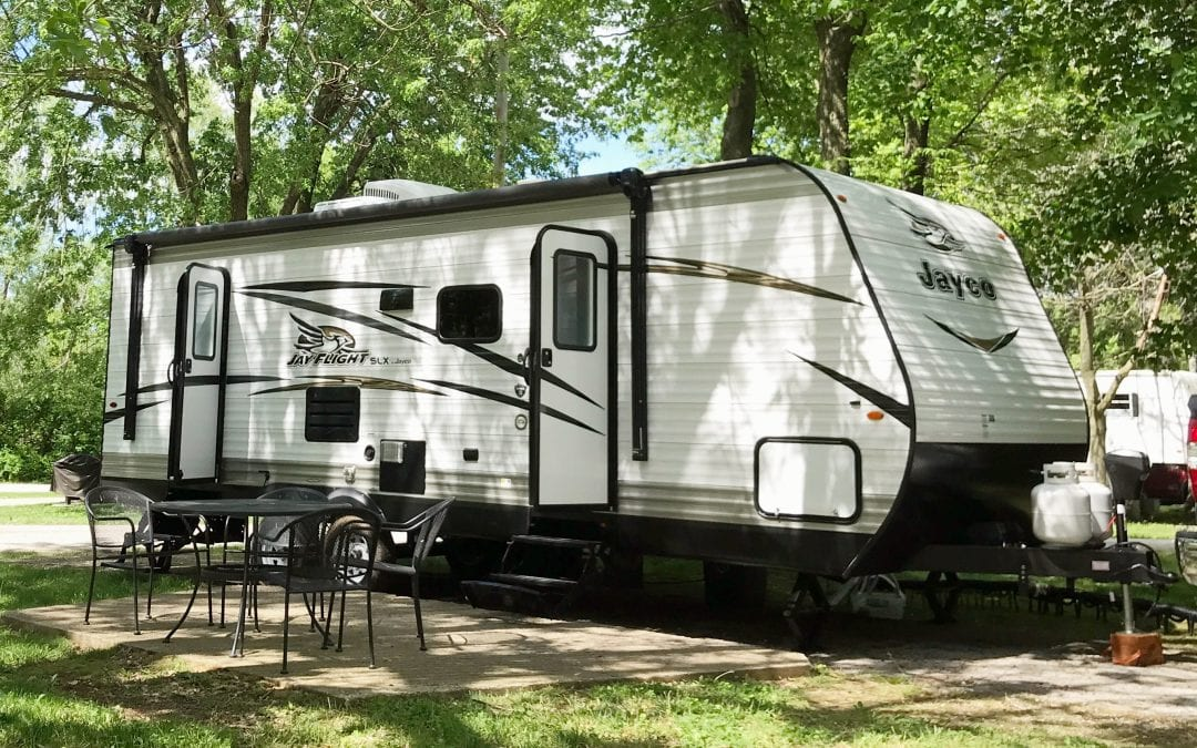 RV Upgrade: 2012 Jayco 184BH to a 2018 Jayco 244BHS