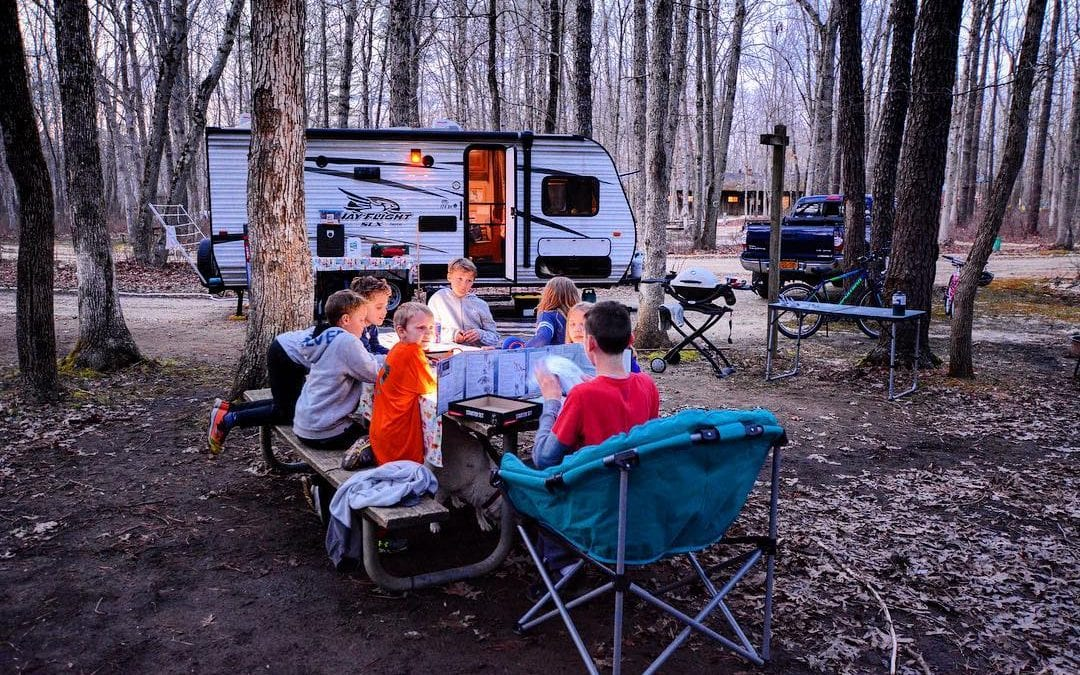 10 Great Campground Review Resources