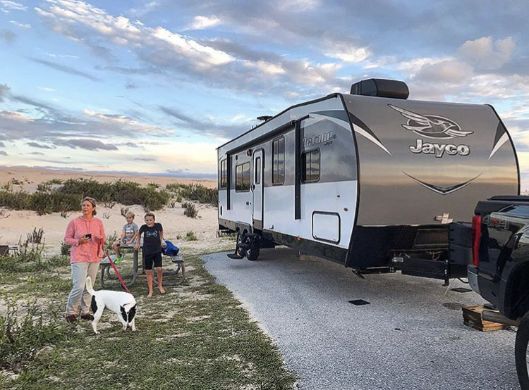 Tips for Cleaning the RV Exterior