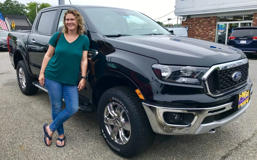 Test Driving the 2019 Ford Ranger Pickup