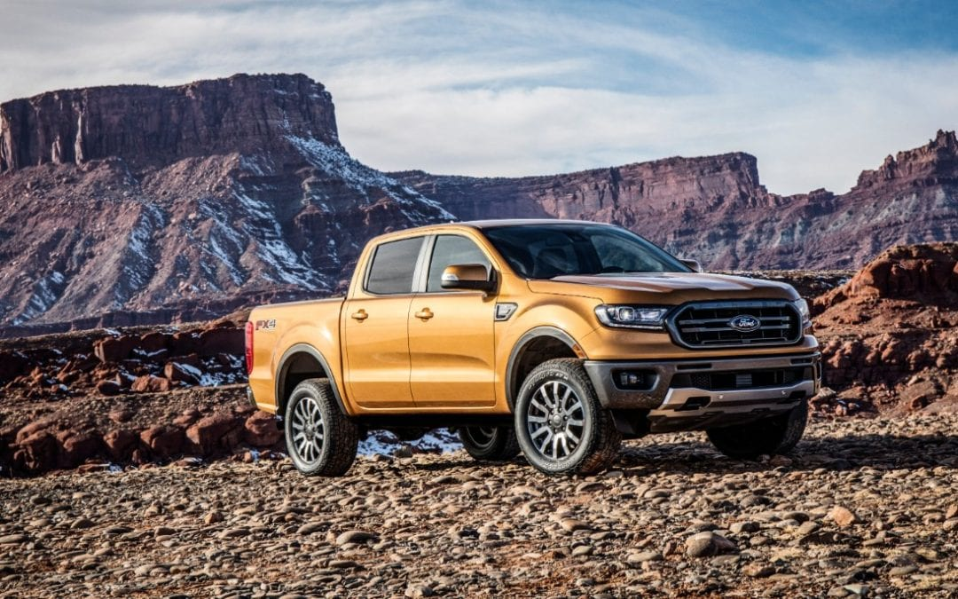 The New 2019 Ford Ranger: A Overview of Engine and Towing Specs