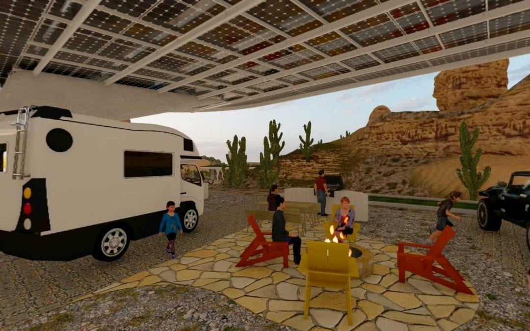 Let's Visit KOA's Campground of the Future!