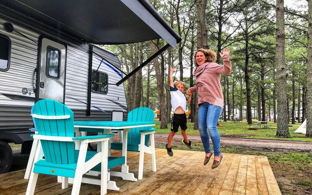 Chincoteague Island KOA Resort: A Campground Review from The RV Atlas