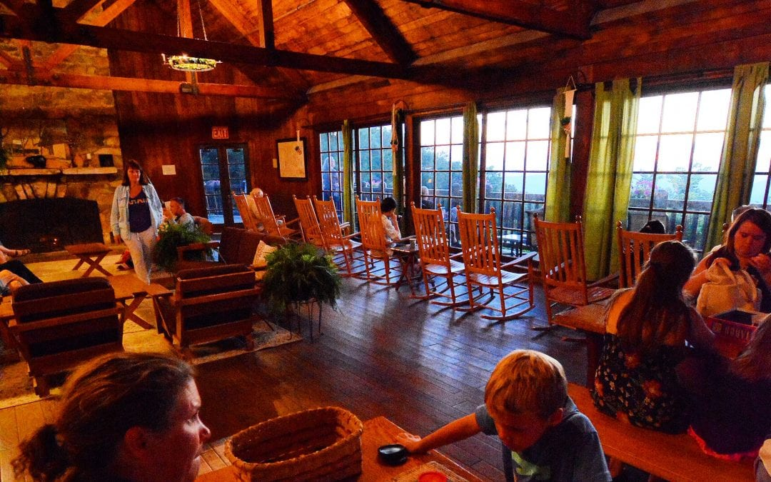Big Meadows Lodge in Shenandoah National Park