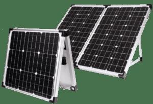 Portable Solar Power Kits for RVing
