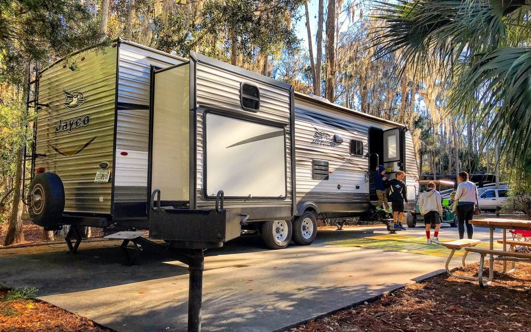 Planning A Camping Trip: RV, RV Rental, Cabin, or Lodge?