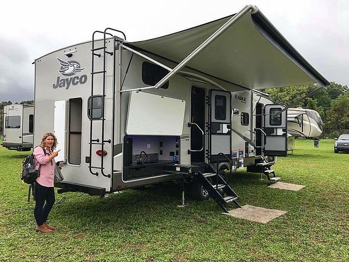 2020 towable rv trends