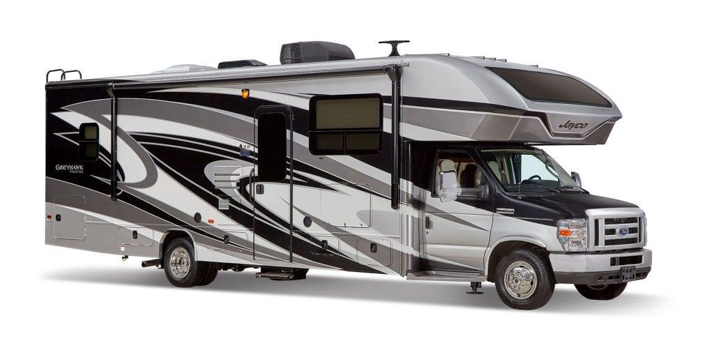 Say Hello To The 2020 Jayco Class C Motorhome Lineup The RV