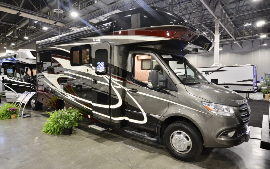 Say Hello to the 2020 Jayco Class C Motorhome Lineup