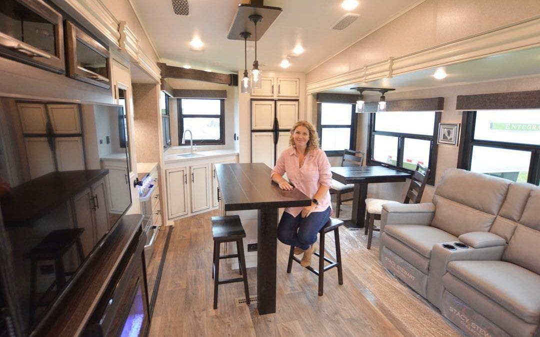 The RV Industry's Record Breaking Month!