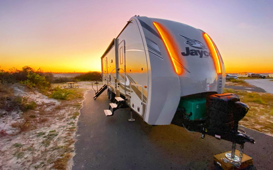 Our First Trip with the Jayco Eagle HT 264BHOK