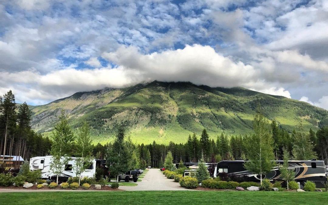 West Glacier KOA: The Prettiest Campground in America